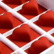 Форма для мармелада «Сердце«24шт.18*33см