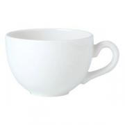 Чашка чайн «Симплисити вайт«340 мл фарфор