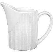 Молочник «Уиллоу» фарфор; 143мл; белый