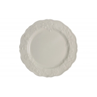 Тарелка обеденная Villa (кремовая) без индивидуальной упаковки