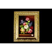 Картина 30x40 см. «Цветы»