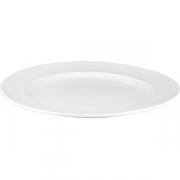 Блюдо «Монако Вайт» D=31.5, H=1.1см; белый
