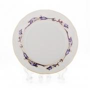 Набор тарелок 17 см. 6 шт «Тулип 62700»