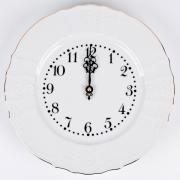 Часы настенные 27 см. «Бернадот белый 311011»