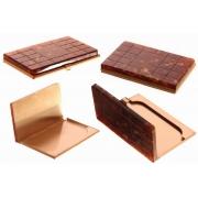 Визитница «Шоколадка»