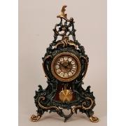 Часы «луис.. « с маятником цвет - синий 43х25см