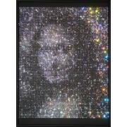 Джоконда,30х40 см,6000 кристаллов
