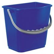 Ведро, полипроп., 5л, L=25,B=17см, синий