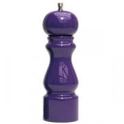 Мельница для перца, бук, H=20см, фиолет.