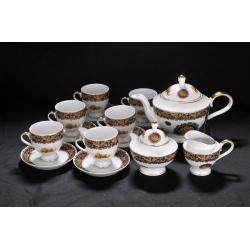 Сервиз для чая на 6 персон Depos Bacco Blu