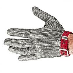 Перчатка защитн. для разд. мяса, раз. М нерж.