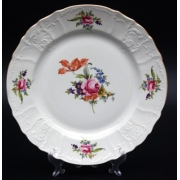 Блюдо круглое 32 см «Полевой цветок 5309011»