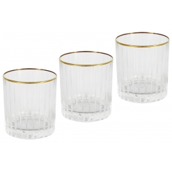 6 стаканов для виски 0,25 л
