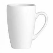 Чашка коф «Симплисити вайт» 85мл фарфор