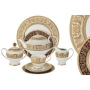 Чайный сервиз Триумф 42 предмета на 12 персон