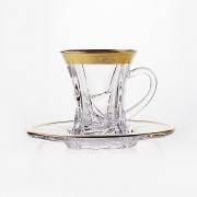 Набор чайный на 6 перс. 12 пред. «Кристалайт - 430469»