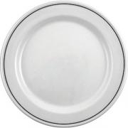 Тарелка мелк.d=25.5см фарфор