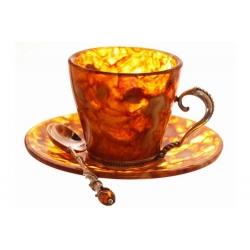 Набор для кофе на 3 персоны (9 предметов)