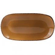 Блюдо овал «Террамеса мастед» 25.5*13см
