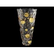 Ваза 31 см«Lisboa» золотые шары