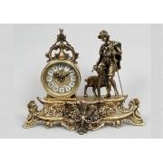 Часы «Пастух» комбин. 27х35 см.