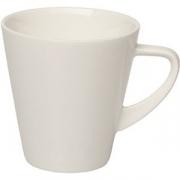 Чашка чайная «Инфинити» фарфор; 230мл; белый