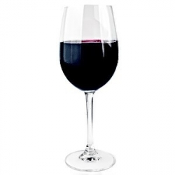 Бокал для вина «Классик» 400мл хр. стекло