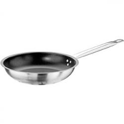 Сковорода d=28см, h=5.7см, нерж. сталь