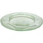 Тарелка мелкая «Грин» D=32см; зелен.
