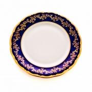 Набор тарелок «Борокко кобальт 202» 17 см. 6 шт.