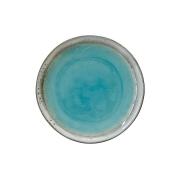 Тарелка закусочная Origin (голубая) без инд.упаковки