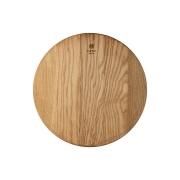 Разделочная доска круглая Legnoart, ясень