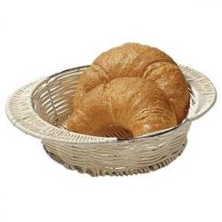 Корзина плетен. для хлеба и выпечки d=20см