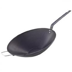 Сковорода «Вок» d=40см голубая сталь