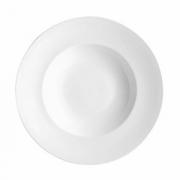 Тарелка для пасты «Эмбасси вайт», фарфор, D=31см