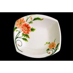 Тарелка суповая 21,5 см «Цветущий мак»