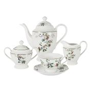 Чайный сервиз из 15 предметов на 6 персон Йорк в подарочной упаковке