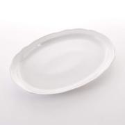 Тарелка овальная «Рококо Ресторанный» 35 см