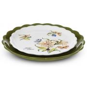 Подстановочная тарелка 26см «Ботанический сад»