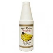 Топпинг для морож. «Банан» 1кг, пластик, D=8,H=26см