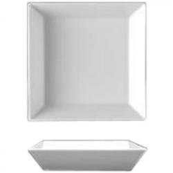 Тарелка глуб. квадр «Классик» 21.5*21.5см