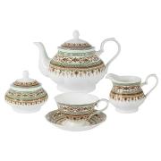 Чайный сервиз из 15 предметов на 6 персон Надин