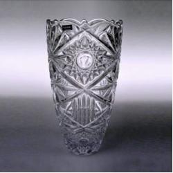 Ваза «TUKANA» 20 см; фотоупаковка; кристалайт
