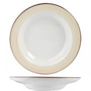 Тарелка для пасты «Чино» d=30см фарфор