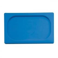 Крышка к гастр-ти 1/4, синяя полипроп.
