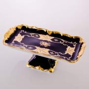 Рулетница н/н 26 см. «Кленовый лист синий»