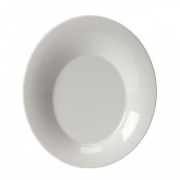 Салатник «Монако Вайт», фарфор, L=30,B=26см, белый