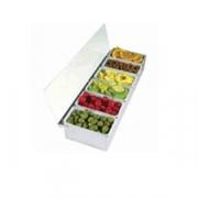 Контейнер для фруктов 6 отделений обьем 1-го отдел.710мл