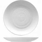 Тарелка D=25.6, H=3.2см; белый