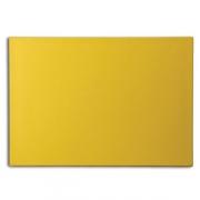 Доска раздел. 60*40*1.8см желтая пласт.
